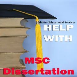 Dissertation Writing Services For MSc