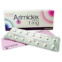 Arimidex Anastrozole 1mg Tablet