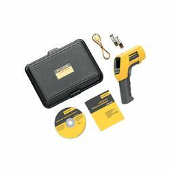 Fluke 566, 54 II B , 53 II, 52 II Dual Probe Thermal Gun Infrared & Contact Thermometer
