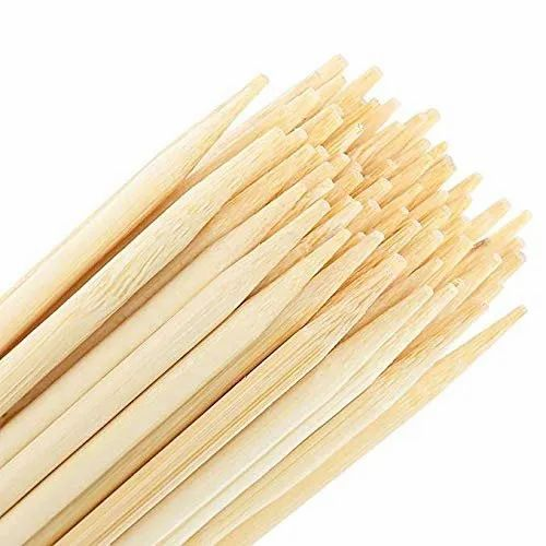 Wooden Bamboo Skewer 14 Inch 4mm