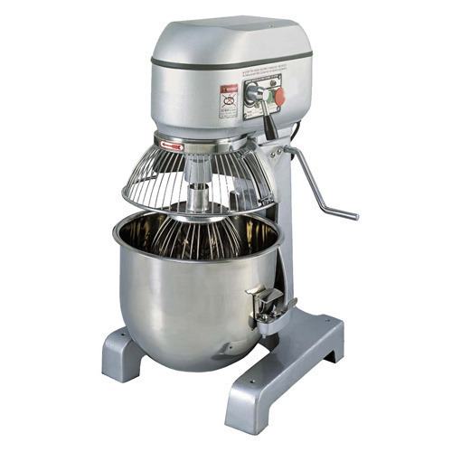 Stainless Steel Planetary Mixer