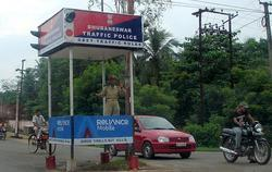 Traffic Police Post