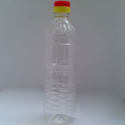 Transparent 500 ML Oil PET Bottle, Use For Storage: Oils