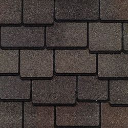 Woodberry Brown Designer Shingles