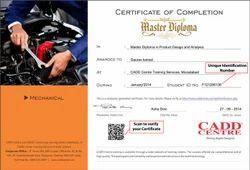 Full Time 7, Days CADD Centre's Master Diploma Program