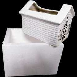 Thermocol Molded Box