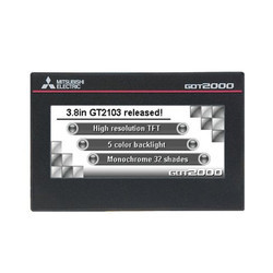 GT2103-PMBD Mitsubishi Human Machine Interface