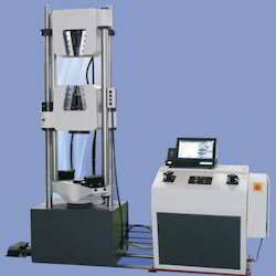 Touch Screen Computerized Universal Testing Machine
