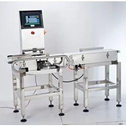 Dynamic Check Weighing Machine