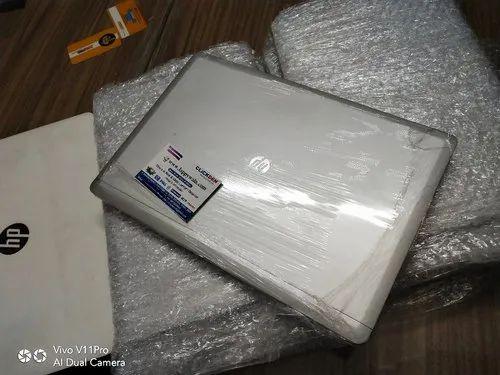 Dual Core Silver Laptop HP Dell Lenovo Apple, Screen Size