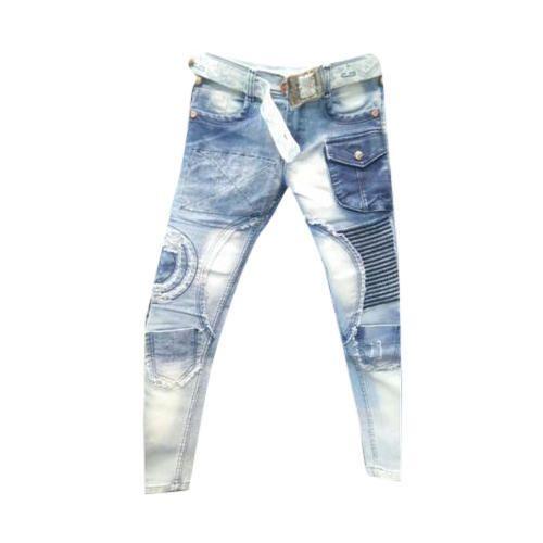 c556ff305 Denim Casual Wear Fancydenim Kids Jeans, Rs 250 /piece, Manhar ...