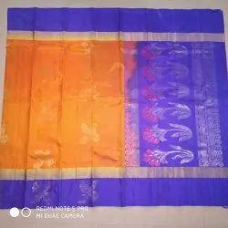 Wedding Art Silk Cotton Saree