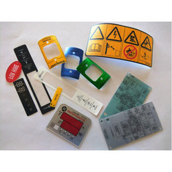 Aalap Polycarbonate Adhesive Label