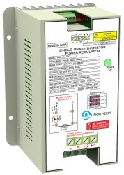 Single Phase SCR Power Regulator for 2 to 8KW Heater Load