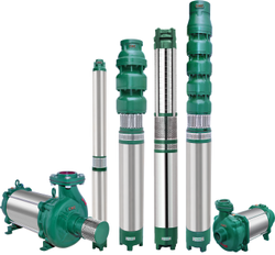 CMC 0.5 HP - 30 HP SUBMERSIBLE PUMPSET, For Agriculture & Domestic, Warranty: 12 months
