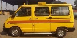 Diesel Tata Winger School Bus