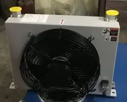 Air Blast Heat Exchanger for Gear Boxes