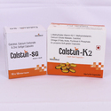 Calcium Citrate Maleate , L-Methylfolate , Vit K2 7