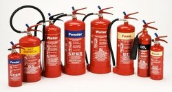 Abc Stainless Steel Fire Extinguishing Agents, Capacity: 5KG, Foam