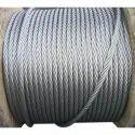 Galvanized Mild Steel 10mm Elevator Wire Rope
