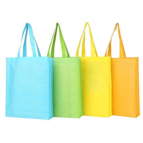 Loop Handle Non Woven Bag, Bag Size: 9 X 12, 20 X 24 Inches