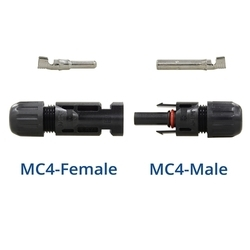 MC4 Solar Connectors