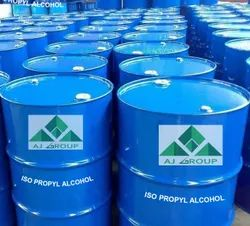 Isopropyl Alcohol, 99%, 200 litre drum, for pharmaceutical industry