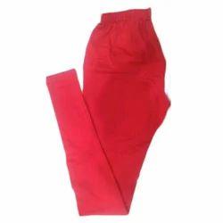 Cotton Sinker Casual Wear Ladies Leggings, Size: Free Size