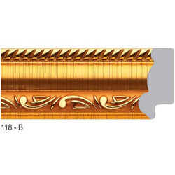 118-B Series Photo Frame Moldings
