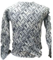Men's Printed Cotton T Shirt