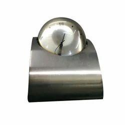 Oval Shape Table Clock