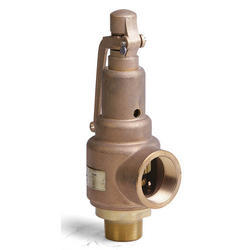 Bronze Relief Safety Valve