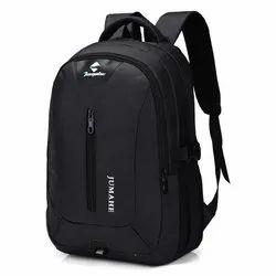 Nakoda Bags Polyester Black Laptop Backpacks