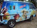 Mobile Soda Van