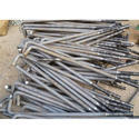 Mild Steel L Type Metal Foundation Bolt