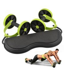 Revoflex Ab Care Xtreme Fitness Resistance Exerciser / 5 Minutes Exercise Roller