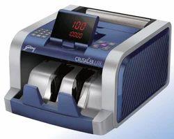 1000 Notes/ Min Godrej Crusader Lite Note Counting Machine