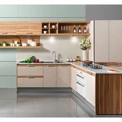 Smart Modular Kitchen