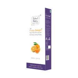 100 Ml Fruity Delight Face Wash