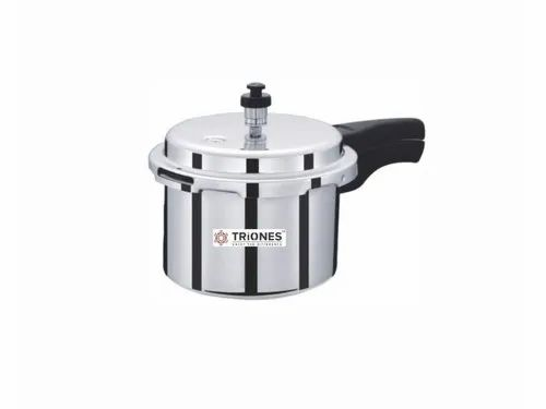 Triones Aluminum Pressure Cooker 3 Ltr,Cooking Range, Cooking Tools & Cooking Utensils