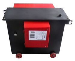Oil Cooled Automatic Servo Controlled Voltage Stabilizer- Three Phase