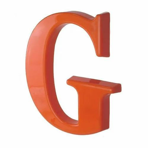 Acrylic Laser Cut Letter Acrylic 3D Letter, Packaging Type: Carton Box