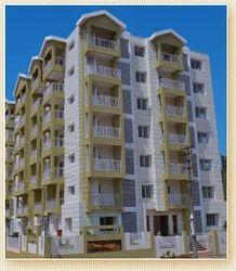 4 BHK Flat Building Construction Service