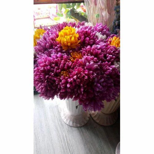Artificial pink flowers fake flower kritim phool floronation artificial pink flowers mightylinksfo