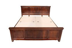 Tuscany King Drawer Storage Bed