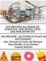 Hotel Staff Recruitment Service
