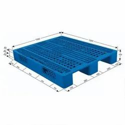 Plastic Storage Pallet with Virgin Material
