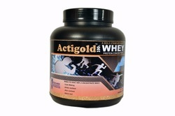Whey Protein Powder (Actogold)