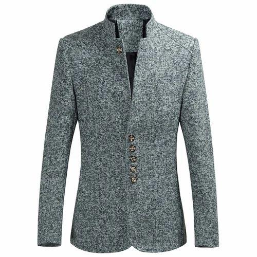 Blazers Under 1000 Rs: Mens Chinese Blazer, Size: S-L, Rs 1000 /piece, Delhi