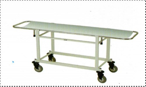 Kraft 402 Stainless Steel Stretcher On Trolley for Hospital